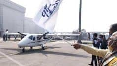 India's First Air Taxi Service Begins From Haryana, Centre Plans to Bring More Such Facilities Soon