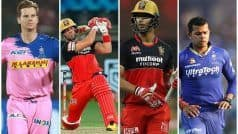 IPL 2021: Smith to Sreesanth, Players Who Could Fetch BIG Bucks During Mini-Auction