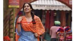 Janhvi Kapoor Aces Small Town Girl Look With Eyes Filled With Big Dreams in Good Luck Jerry