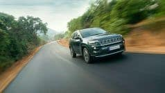 Jeep Compass Just Got a Facelift And The First Look is Simply Mesmerizing