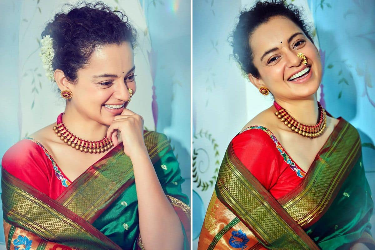 Netizens Are Confused After Kangana Ranaut's 'Complex' Reply To Ayushmann Khurrana, Ask Kehna Kya Chahte Ho?