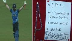IPL, अपना घर, Benz और वर्ल्ड कप- युवा Mohammed Azharuddeen का प्लान हुआ वायरल