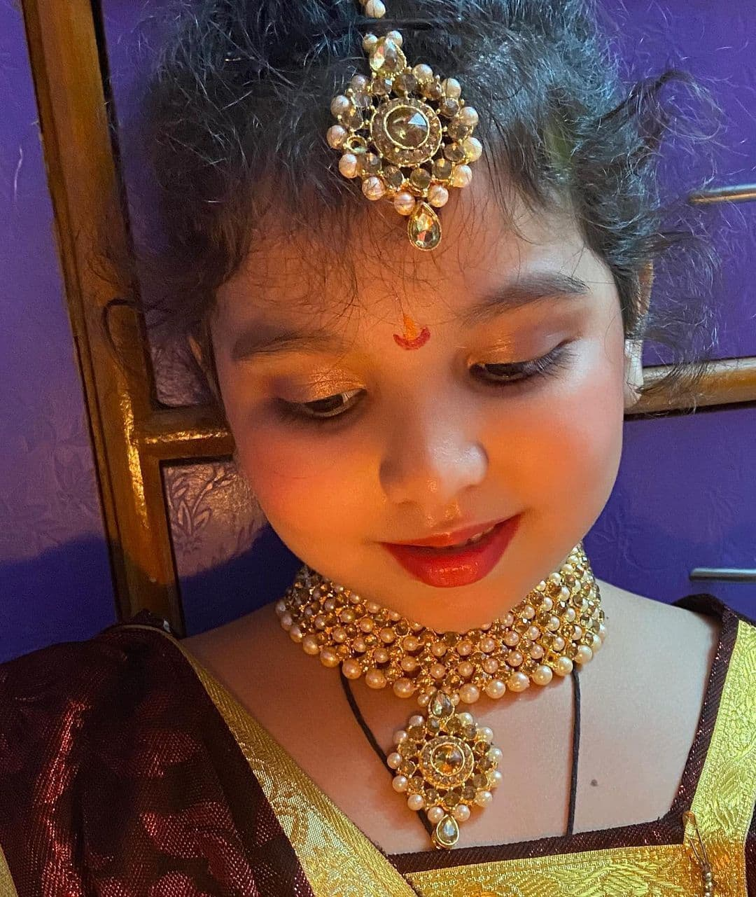 Mohammed Shami daughter Aaira Shami