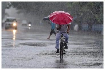 Weather Update: Heavy Rains Expected in Northeastern States, Orange Alert Issued Till Tomorrow
