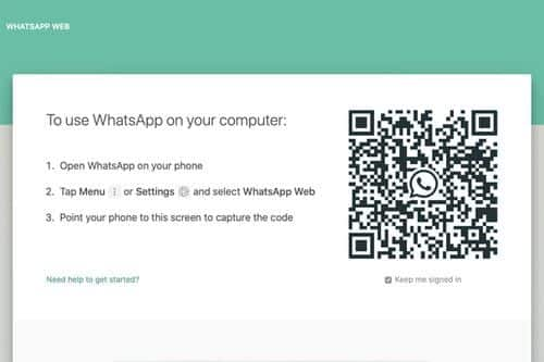 Mobile Numbers of WhatsApp Web Users Found on Google Search