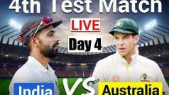 AS IT HAPPENED | 4th Test, Day 4 in Brisbane: Siraj, Shardul Keep IND in Hunt; AUS Set 328