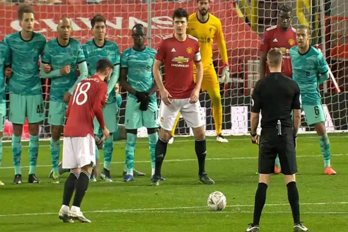 Man United Vs Liverpool Manchester United Beat Liverpool 3 2 To Enter Fa Cup Fifth Round Football News