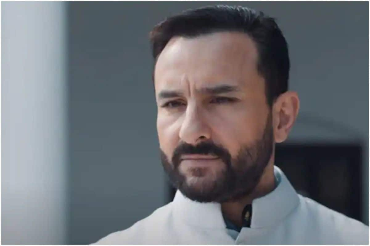 bhoot police actor saif ali khan scared of family member like to read ghost story
