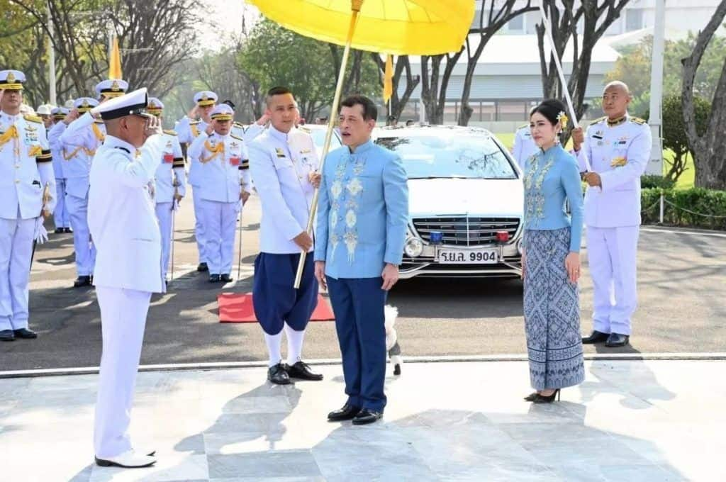 Thailands King and Queen celebrate Prince Mahidol Day