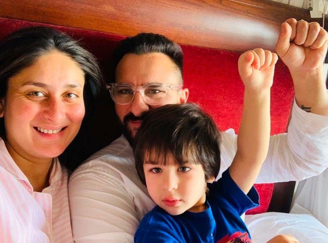 Kareena Kapoor and Saif Ali Khan blessed with baby boy.