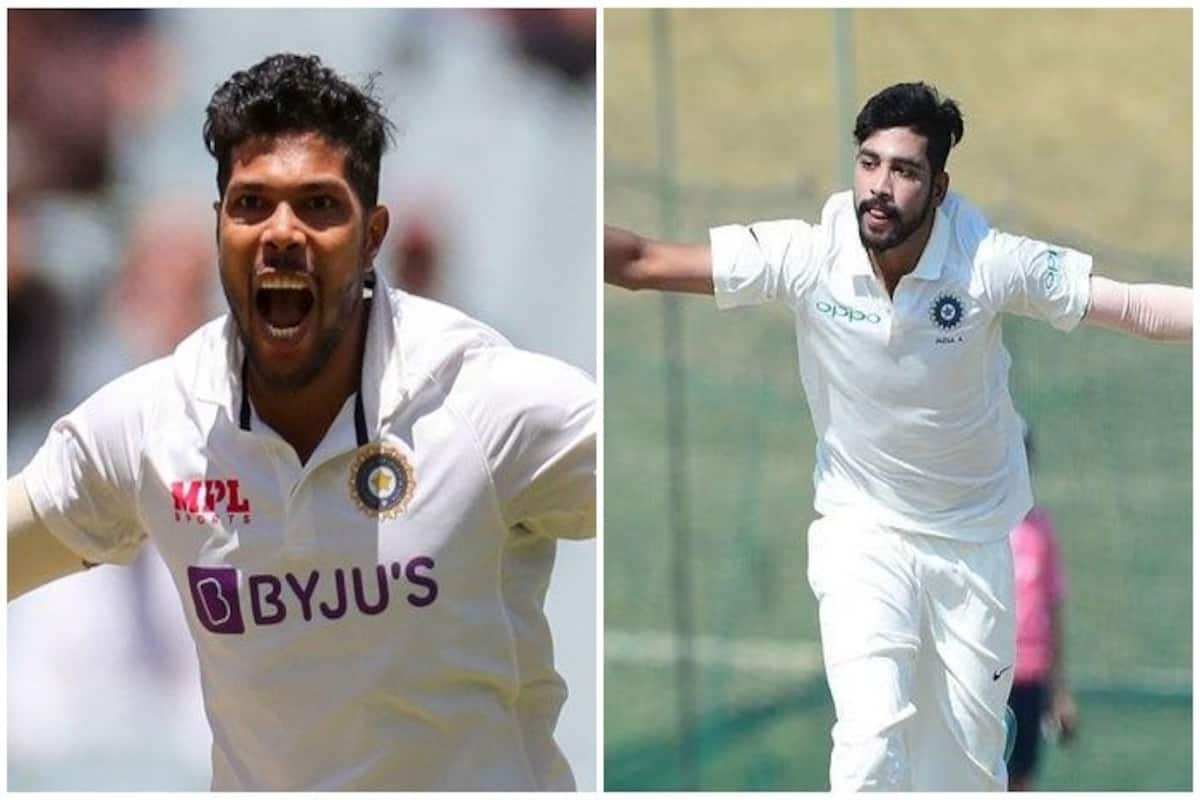 Jasprit Bumrahs Replacement in Indias Playing 11 For 4th Test: Umesh Yadav, Mohammed  Siraj in Line to Feature | Cricket News | India.com Sports