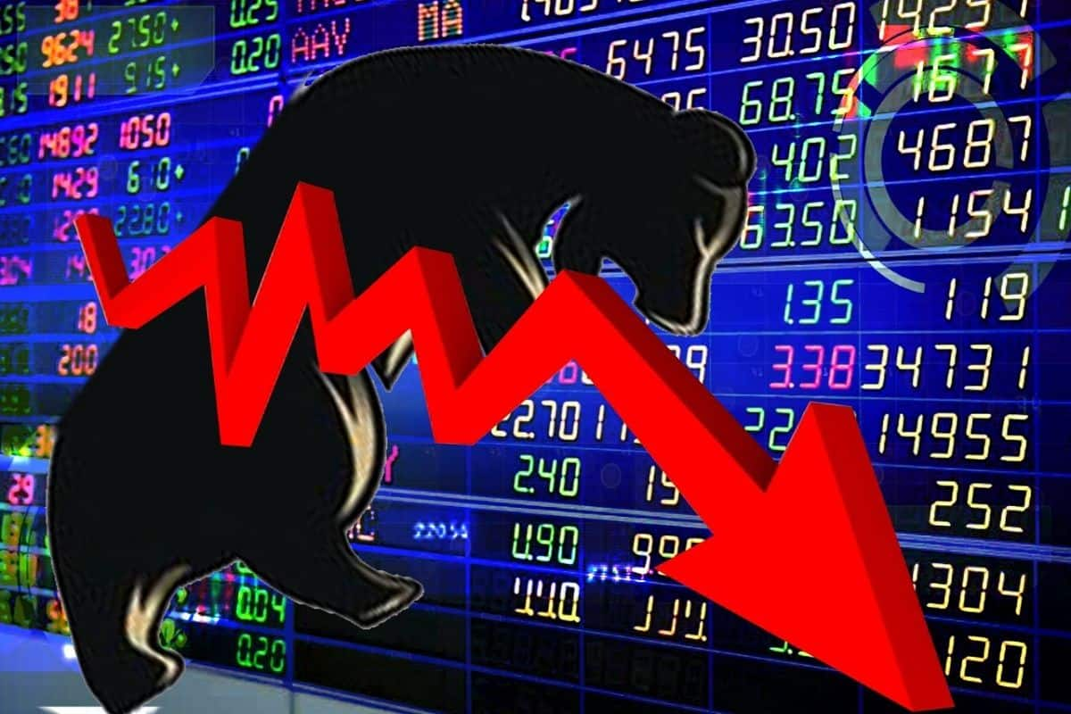Sensex Slumps 400 Points in Initial Trade Amid Global Sell off
