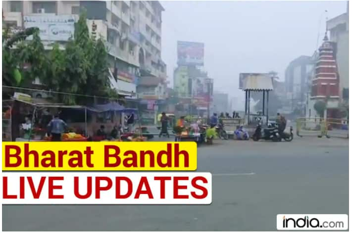 Bharat Bandh Today 26 February LIVE: Over 8 Crore Traders Protest Against E-Way Bill, Petrol, Diesel Price Hike