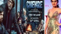 Rhea Chakraborty Upset With Makers After They Blocked Her From Chehre Poster, Actor's Friend Says 'Snub Won't Shatter Her'