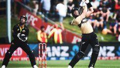 New Zealand vs Australia 2nd T20I: Martin Guptill Breaks Rohit Sharma's Record For Most Sixes