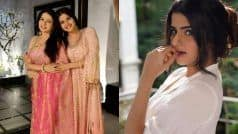Like Mother Like Daughter: Bhagyashree's Daughter Avantika Dassani's Latest Pics Prove They Look Alike