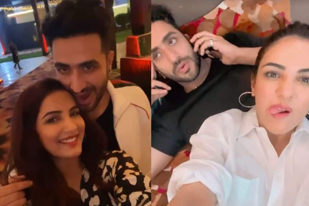 Aly Goni Gets Best Birthday Gifts From Girlfriend Jasmin Bhasin, Check Out His Presents - India.com