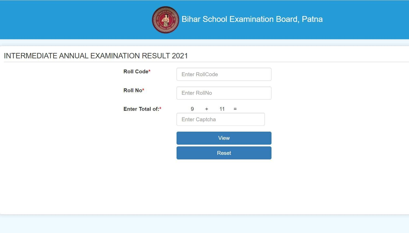 BSEB Class 12th Result 2021 Link Showing at onlinebseb.in, Bihar Board Likely to Declare Inter Results Soon