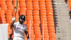 Rishabh Pant Slams 1st Test Century on Indian Soil, Helps Hosts Dominate at Motera Against England