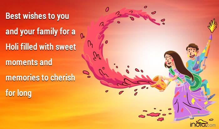 Holi 2021: Top Wishes, Quotes, SMS, Images, WhatsApp Messages, And Greetings For Your Loved Ones