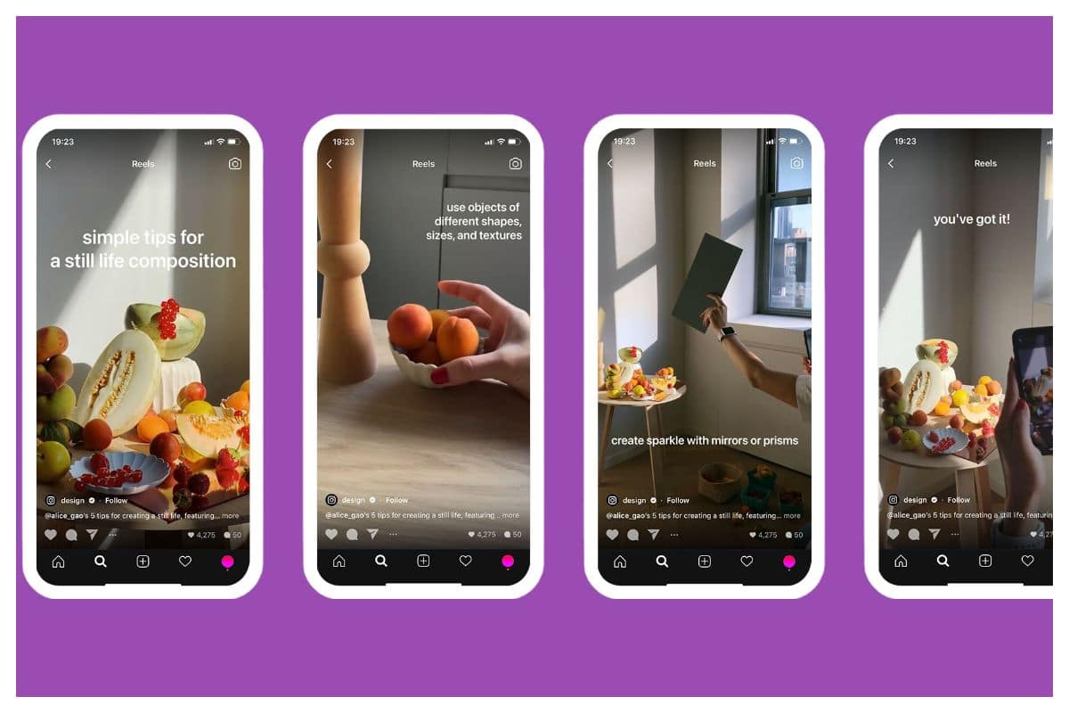 Facebook Tests Feature To Share Instagram Reels on News Feed: Know How You Can Make One