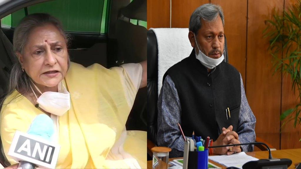 Khaskhabar/उत्तराखंड के मुख्यमंत्री तीरथ सिंह रावत लड़कियों के कपड़ों पर कमेंट कर विवादों में आ गए हैं। लड़कियों की रिप्ड जींस पर बयान देने के बाद उत्तराखंड के मुख्यमंत्री को सोशल मीडिया पर जमकर ट्रोल किया जा रहा है। तीरथ के