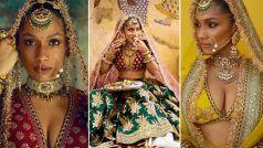 How Masaba Gupta's Bridal Photoshoot For Sabysachi Breaks Beauty Stereotypes
