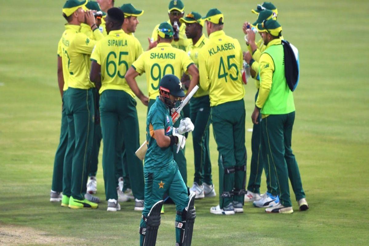 South Africa vs Pakistan ODI & T20I Series 2021 Schedule ...