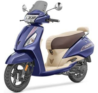 TVS Jupiter Price in India 2021