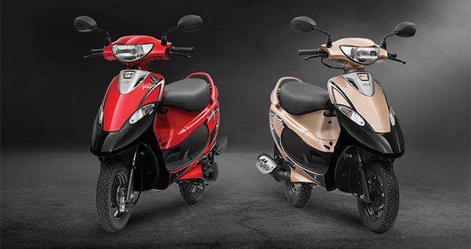 TVS Jupiter on Road Price in India 2021