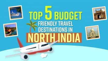 Top 5 Budget Friendly Travel Destinations in North India   Must Watch Video