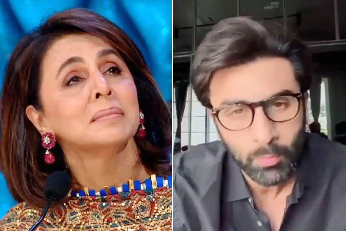 Ranbir Kapoor Gives Emotional Speech For