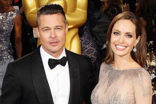 Angelina Jolie Accuses Brad Pitt of Domestic Violence, Says She Has