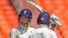 IND vs ENG: Stokes Reveals he Lost 5 Kg During 4th Test; Anderson And Sibley Suffered Weight Loss Too