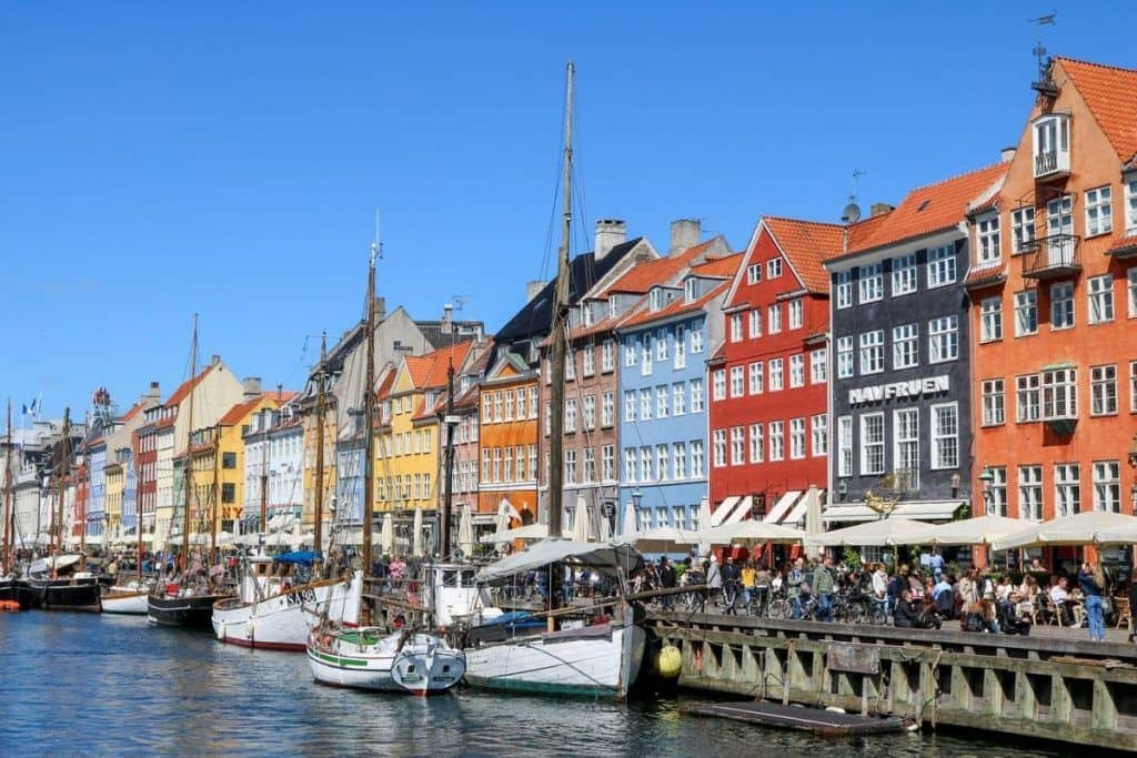 Denmark's many charms have become apparent to a global audience in recent times