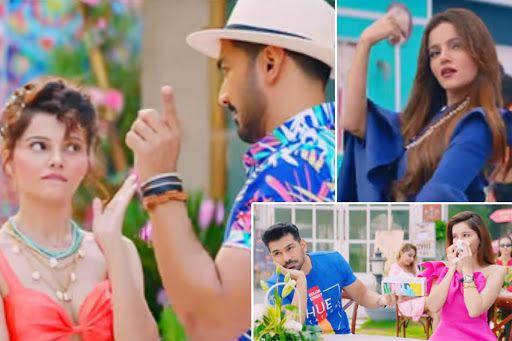 Rubina Dilaik-Abhinav Shukla Look Their Quirkiest Best in Neha Kakkar's Song Marjaneya