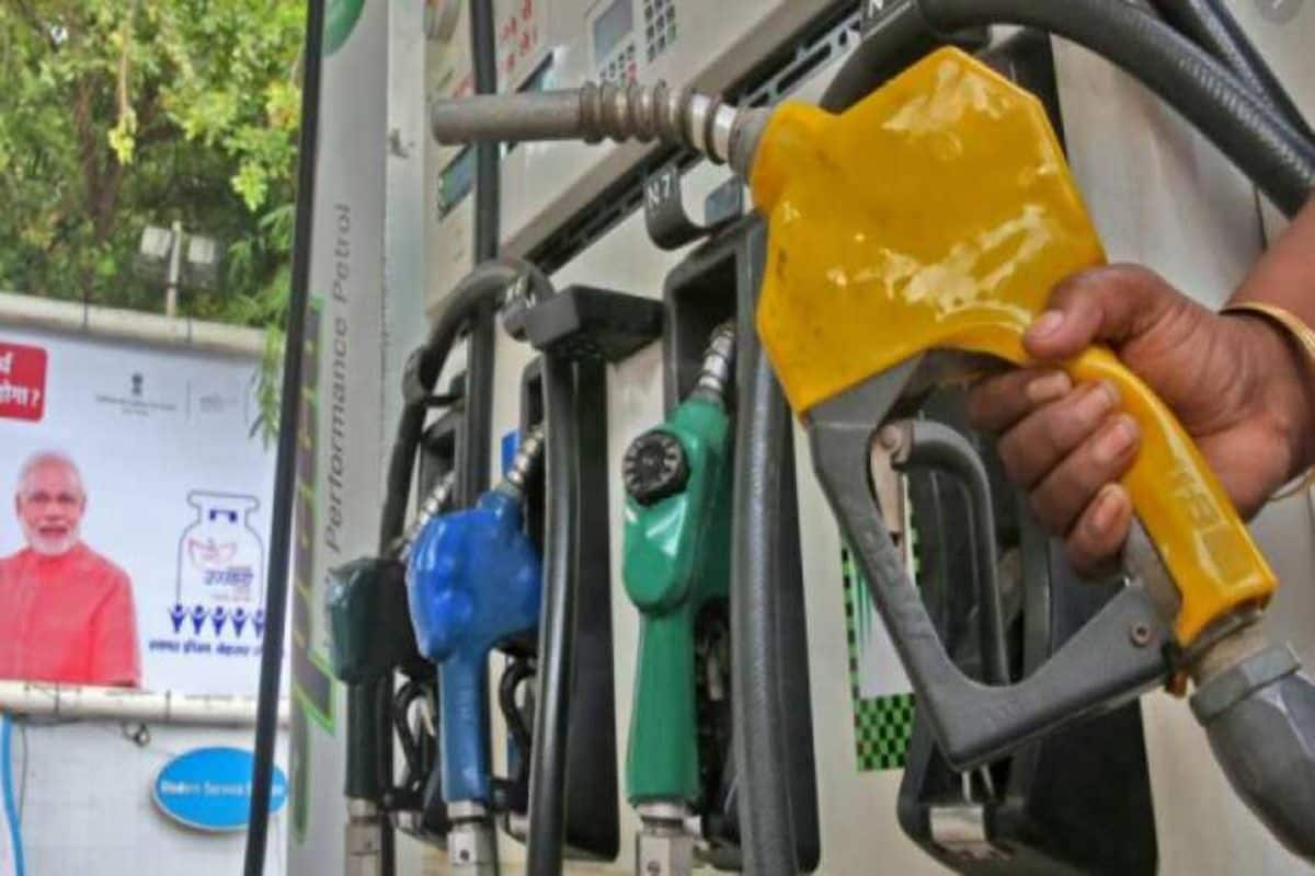 The prices of petrol and diesel hiked for the second straight day on Wednesday