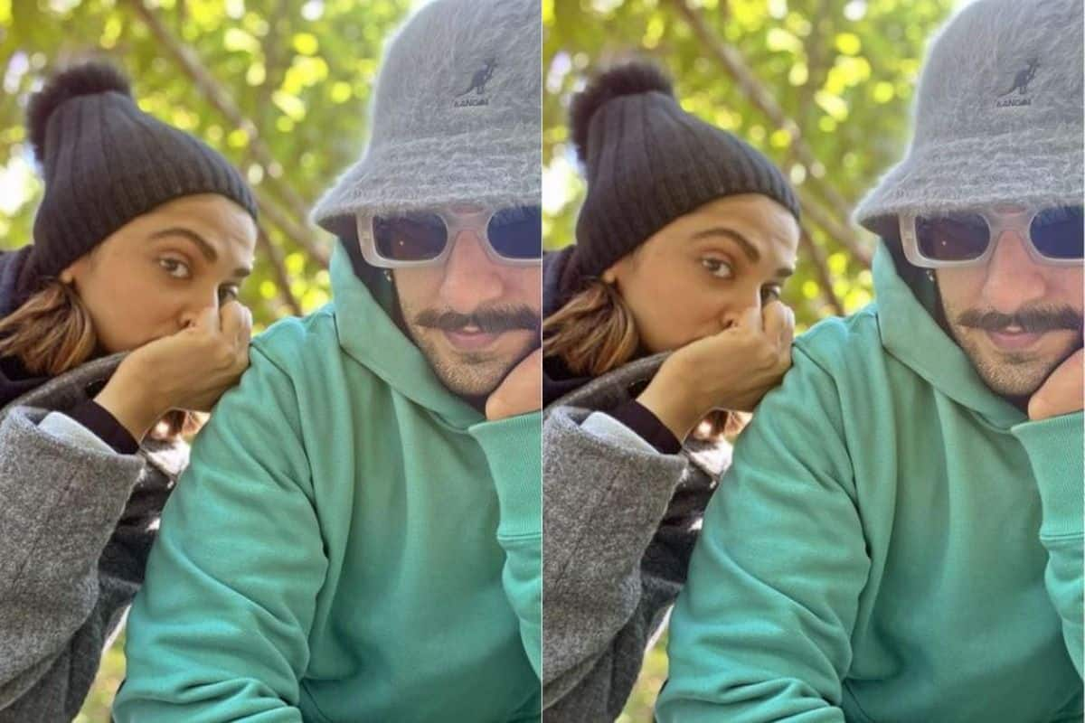 'Peek-a-Boo'! Ranveer Singh, Deepika Padukone Give Visual Treat To Their Fans With Their Mushy Picture