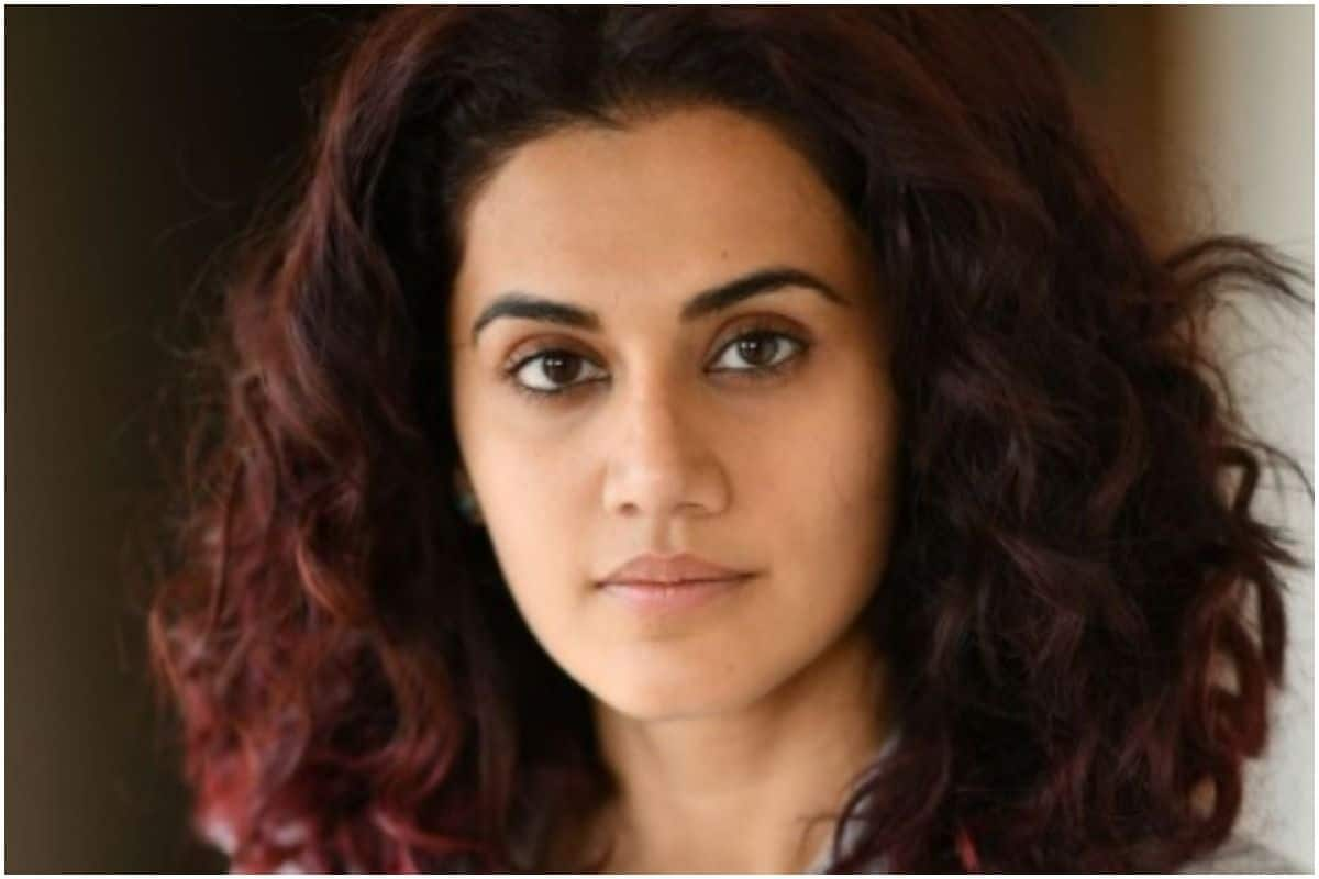 Please Shut Up! Taapsee Pannu Lashes Out at Troll Who Called Her