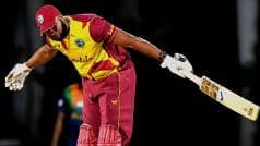 Kieron Pollard Slams 6 Sixes in an Over, Becomes Second Player After Yuvraj Singh to Achieve Feat in T20Is | WATCH VIDEO