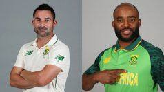 South Africa Name New Captains: Dean Elgar to Lead in Tests; Temba Bavuma Gets Limited-Overs Captaincy