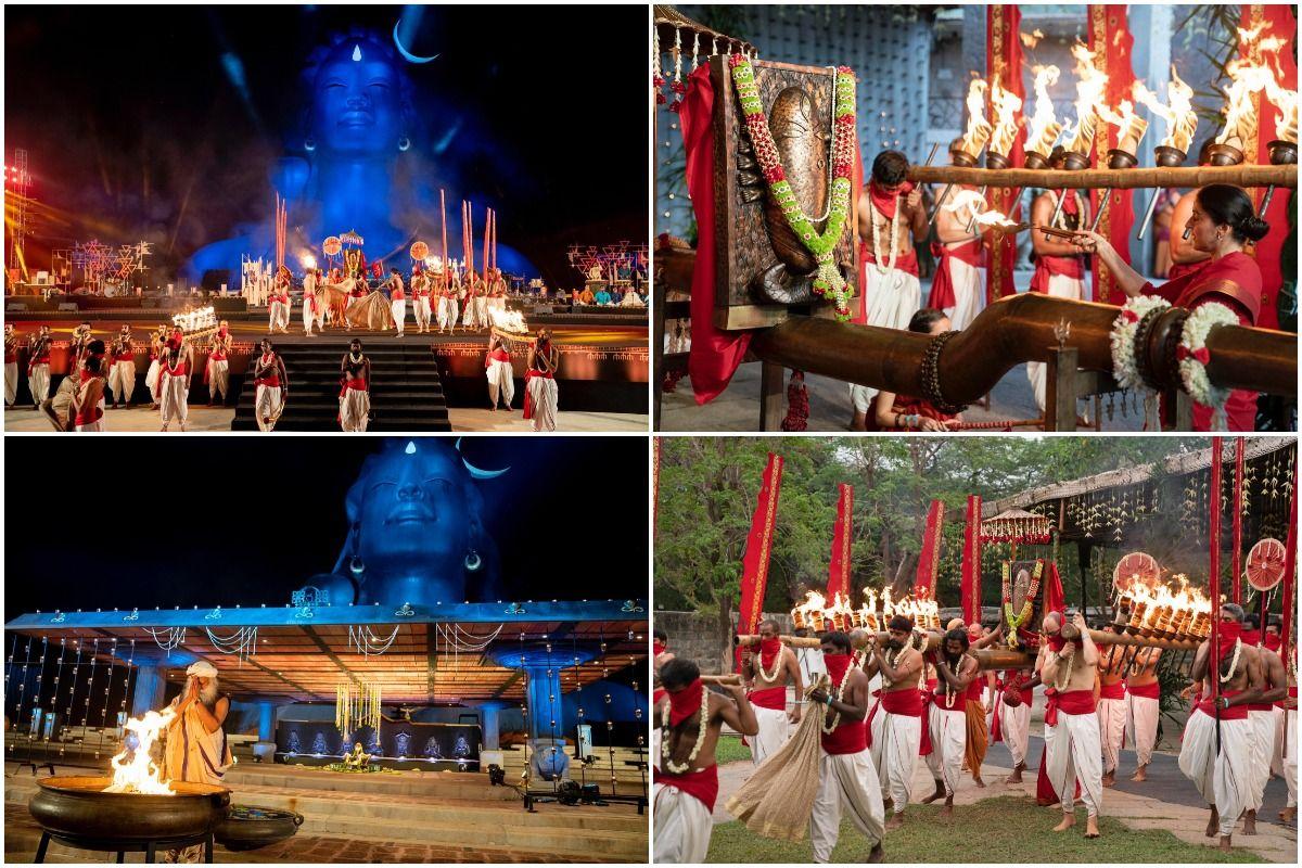 Isha's Mahashivratri: Exuberance And Devotion Mark Eclectic All-Night Celebrations
