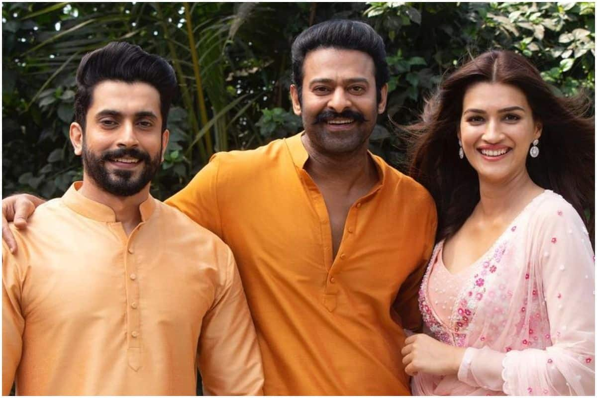 Kriti Sanon is Sita, Sunny Singh is Laxman to Prabhas Ram in Om Raut Adipurush
