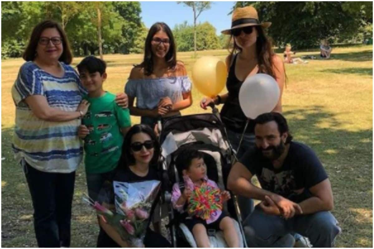 Kareen Kapoor Khan Cannot Wait To Visit London Again, Shares This Throwback Picture With Family