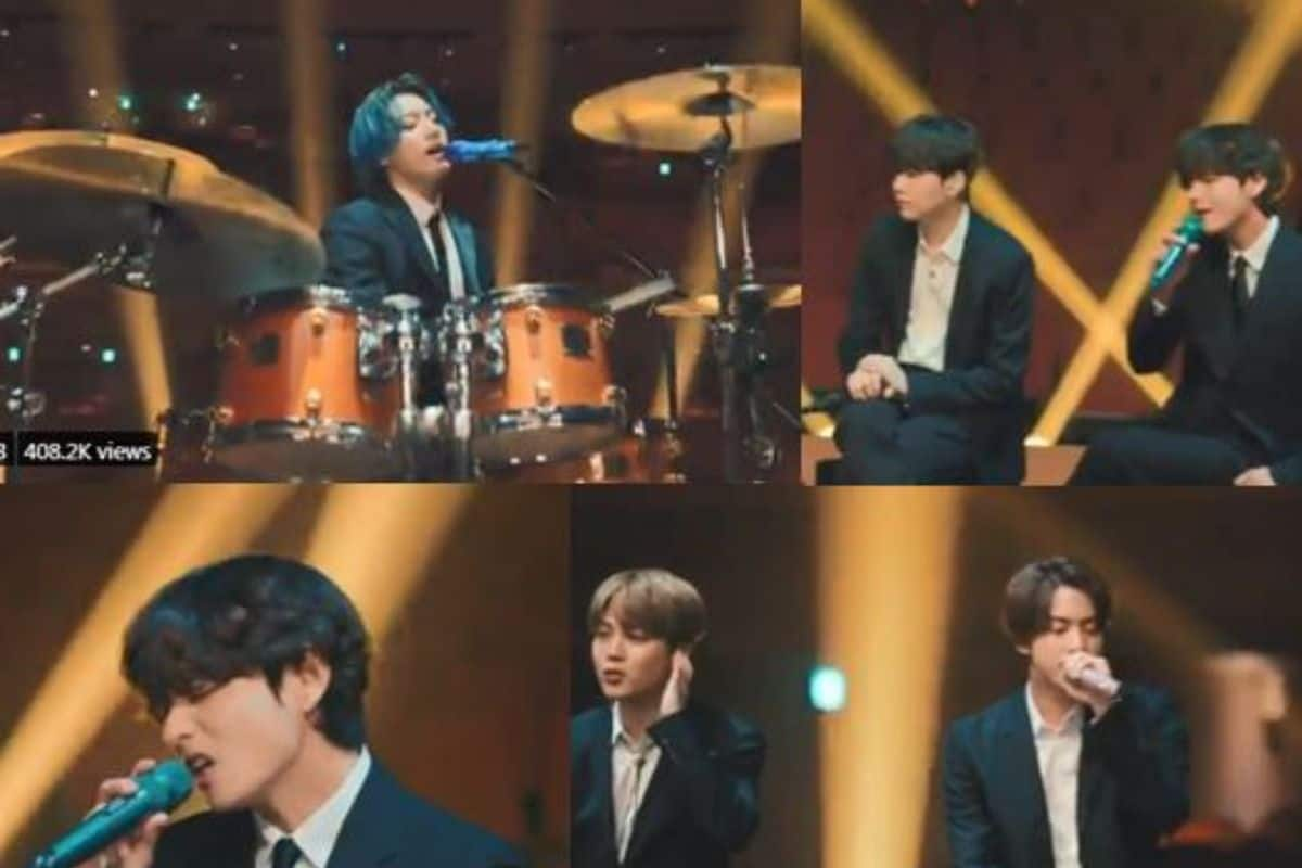 Watch BTS Performing 'Dynamite' at Grammys 2021's MusiCares Concert, Video Will Surely Give Fans Goosebumps