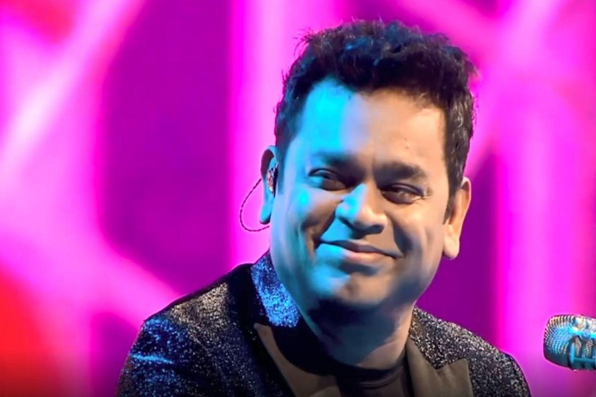 AR Rahman Pulls Anchor Leg For Speaking Hindi At 99 Songs Audio Launch, Watch Viral Video