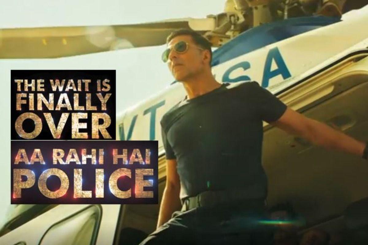 Aa Rahi Hai Police! Sooryavanshi Gets a Release Date; Akshay Kumar–Rohit Shetty's Film Ready For Theatres