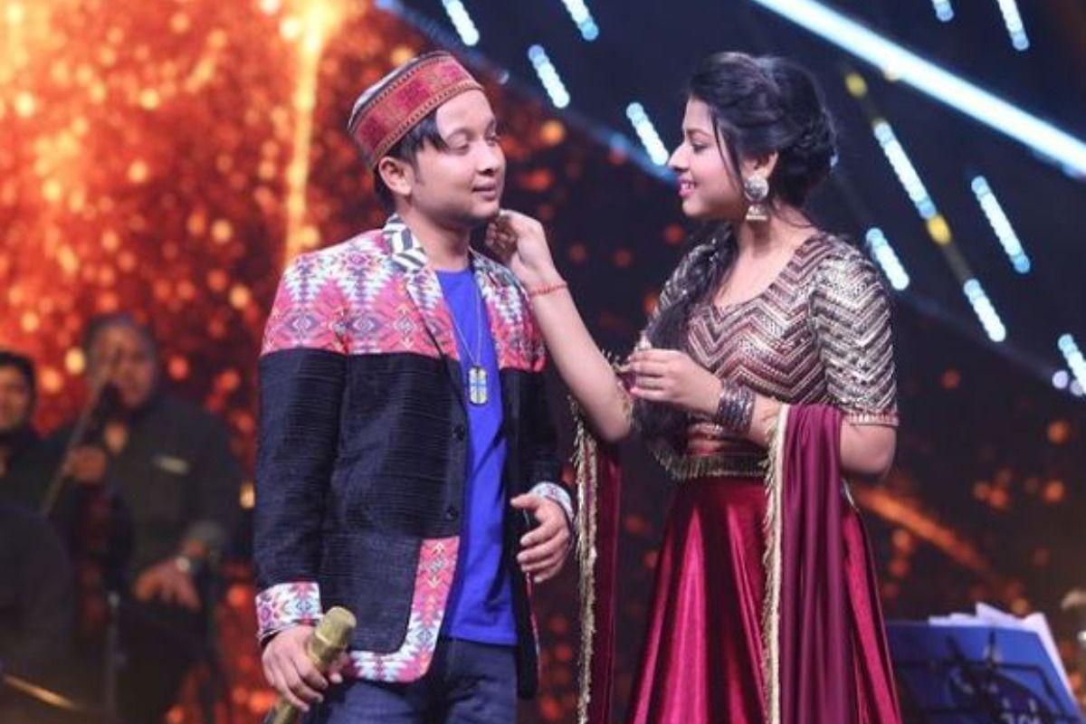 Is Pawandeep Rajanin a Relationship With Arunita Kanjilal? The Singer Reveals