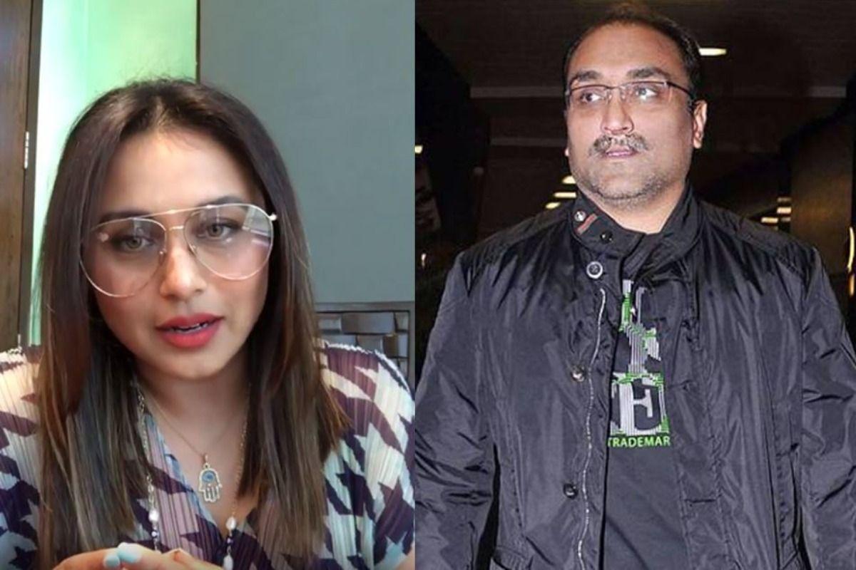 Rani mukerji abuses aditya chopra