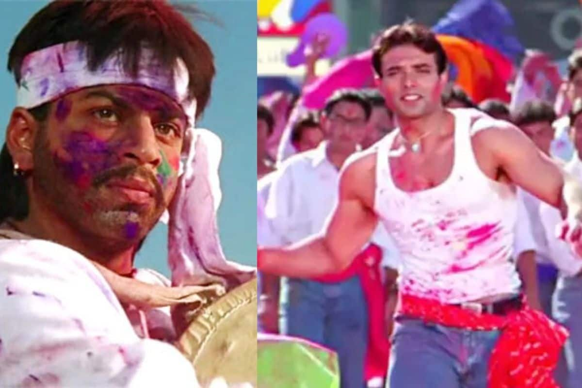 Holi 2021 Special Movies With Most Iconic Holi Scenes to Watch